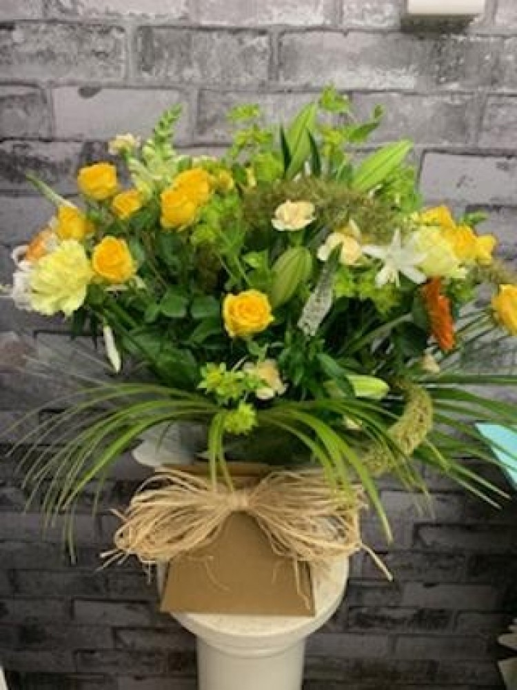 Eco Sunshine Bouquet